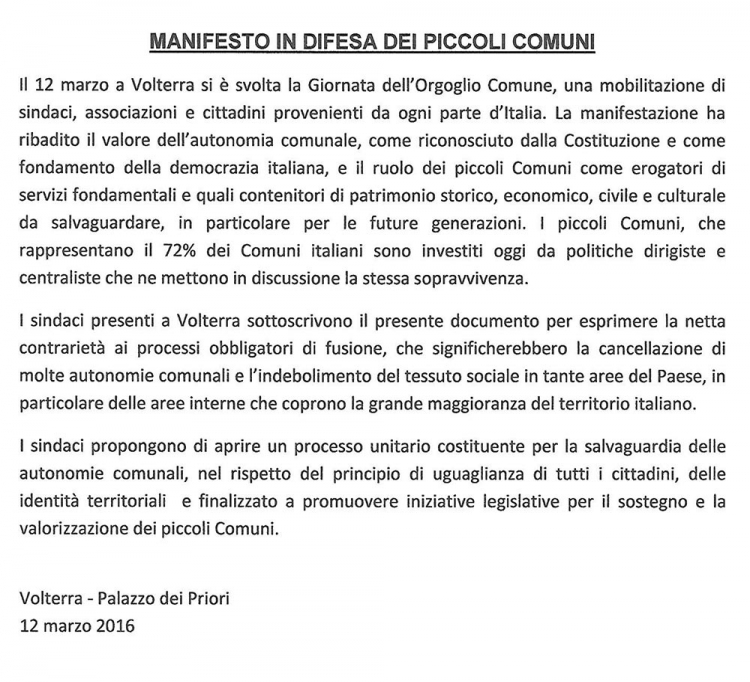 Documento unico definitivo